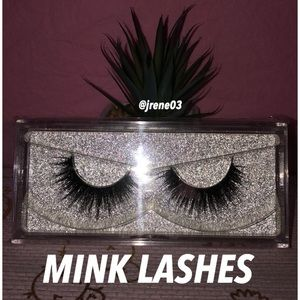 MINK LASHES A01